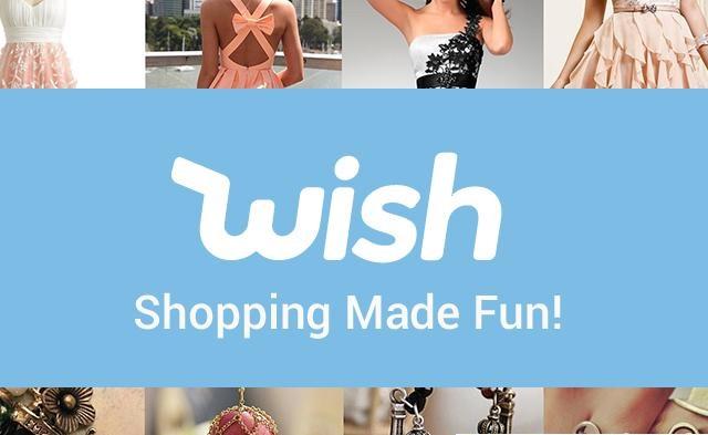 интернет магазин китайских товаров Wish