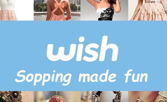 Wish Chinese online store
